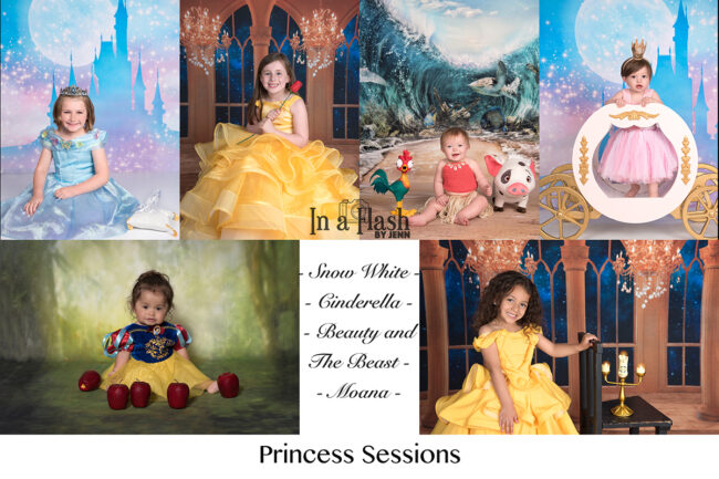 princess collage